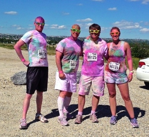 after color me rad